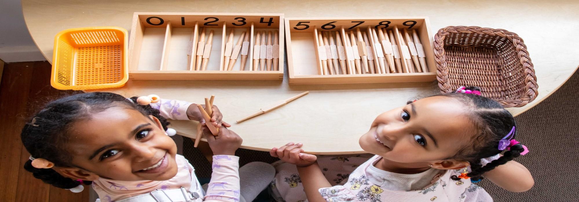 The Montessori Framework